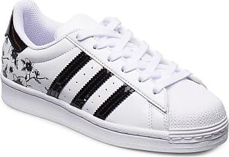 adidas Originals Superstar J Sneakers Skor Vit Adidas Originals
