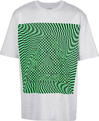 Palace Camiseta com estampa de logo - Cinza