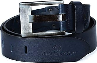 Gürtel Cipo /& Baxx Herren Damen LEDER Ledergürtel Herrengürtel Damengürtel