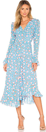 Stine Goya Freesia Dress in Blue