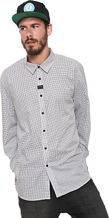 Globe Camisa Globe Reta Graphic Branca/Preta