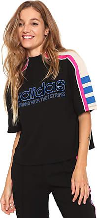 bd0a4372b5d adidas Originals Camiseta adidas Originals Og Preta