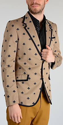 66a6bb18c5646 Gucci Giacca Ricamata taglia 46
