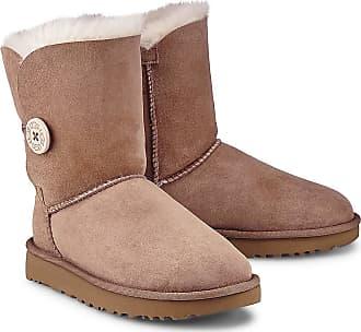 5d64e21aae UGG Boot Bailey Button Ii in braun, Boots für Damen Gr. 37