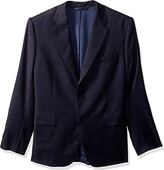J.Lindeberg Mens Fancy Wool Blazer, JL Navy 50