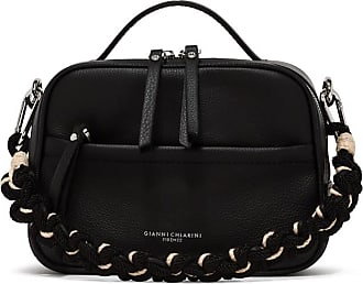 Gianni Chiarini large size rally hand bag color black