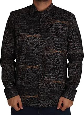 MCD Camisa Grid Mcd Manga Longa - Preta - GG