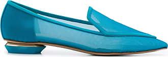 Nicholas Kirkwood Beya Netz-Loafer, 18mm - Blau