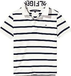 25dcf930 Tommy Hilfiger Ame Yarn Dye Stripe Polo S/S ( Boys 8-14 Years
