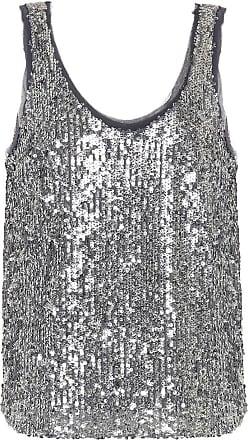 Velvet Leyla sequined top