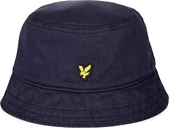 Lyle & Scott Lyle and Scott Men Cotton Twill Bucket Hat - 1SZ Dark Navy