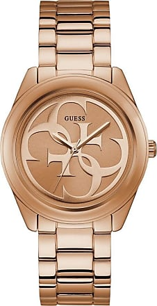 Acotis Limited Guess Watches Guess Ladies Rose Gold Dial Watch W1082L3