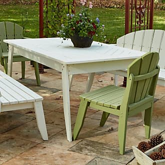 UWharrie Chair Outdoor Uwharrie Plaza 69-in. Rectangle Patio Dining Table - P091-024P