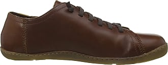 Camper Mens Peu Low-Top Sneakers, Brown (Dallas Cola/Cami Miel), 5.5 UK 39 EU