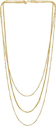 Gorjana Margo Chain Layered Necklace in Gold