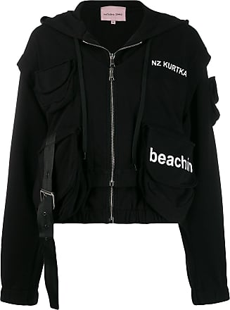 Natasha Zinko Giacca NZ Kurtka con stampe - Di colore nero