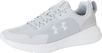 Under Armour Mens Essential Road Running Shoe, Mod Gray/Halo Gray/Halo Gray (100), 10.5