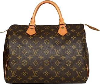 e149b805874a Louis Vuitton Vintage 90s Lv Monogram Canvas Speedy 30 Bag