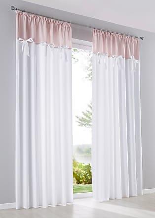 Bonprix Vorhang (1er Pack) rosa, bonprix