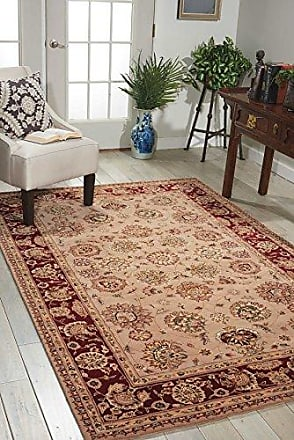 Nourison Nourison 2000 (2205) Camel Rectangle Area Rug, 3-Feet 9-Inches by 5-Feet 9-Inches (39 x 59)