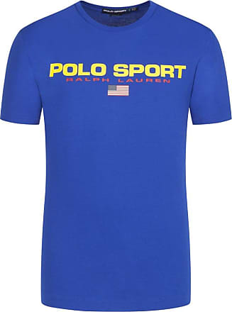 Polo Ralph Lauren T-Shirt mit Logo-Print von Polo Ralph Lauren in Royal für Herren