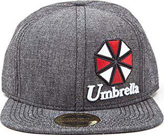 Desconocido Resident Evil Unisex Resident Evil - Umbrella Logo Snapback -  Gorra de béisbol Gris Gris 13d414f07ba