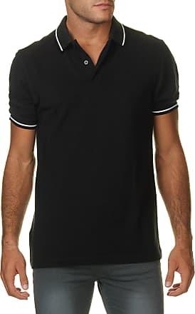 Fred Perry Mens FP Twin Tipped Shirt T-Shirt, Green (HUNTGREEN BLKOXF), Medium