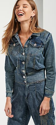 Sahoco Beaded denim jacket