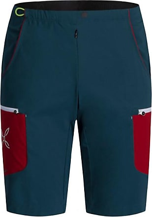 Montura Brick Bermuda Shorts für Herren | blau/schwarz