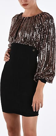Just Cavalli Sequined Mini Bodycon Dress size 46
