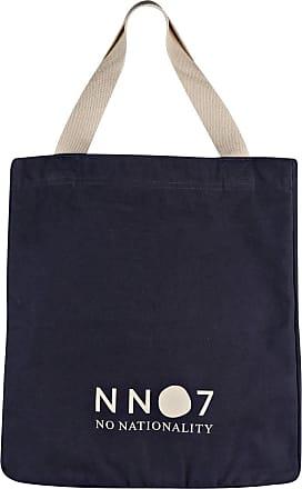 Nn.07 Shopper 1381 - DUNKELBLAU/ CREME