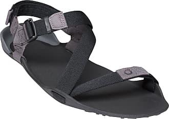 Xero Shoes Z-Trek - Mens Minimalist Barefoot-Inspired Sport Sandal - Hiking, Trail, Running, Walking Black Size: 14 Wide