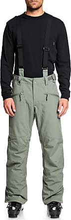 Quiksilver Boundry Plus Pants agave green