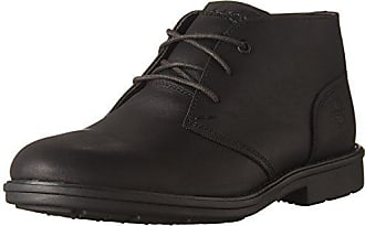 Timberland Mens Carter Notch Chukka Boots, Black, 9.5 M US