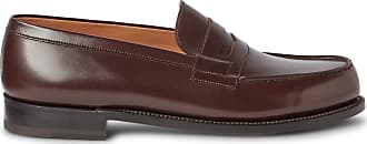 86ac64c9019 180 brown The Weston M Dark Leather J Moccasin Loafers A8EafWx