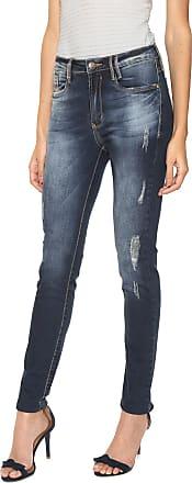Lança Perfume Calça Jeans Lança Perfume Skinny Azul