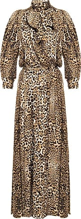 Zadig & Voltaire Patterned Dress Womens Brown