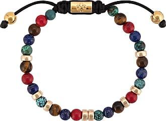 Nialaya jade beaded bracelet - Multicolour