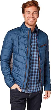 Tom Tailor Tom Tailor for Men Jackets & Jackets Lightweight Quilted Jacket Dark Denim Blue, L