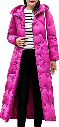 VITryst Fashion Womens Packable Down Coat Ultra Light Weight Hip Length Hooded Jacket,1,X-Small