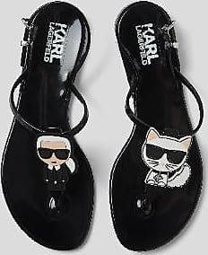 Karl Lagerfeld Jelly Karl Ikonic Sling Sandale - 36