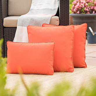 BEST SELLING HOME Coronado Outdoor Water Resistant Pillows - Set of 3 Green - 300759
