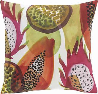 Kavehome Funda cojín Dikeledi 45 x 45 cm frutas