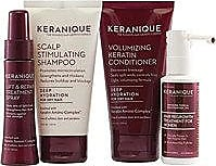 Keranique Deluxe Regrowth Hair System
