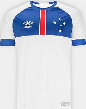 Umbro Camisa Cruzeiro - Modelo III - Blaa Vikingur (Nations 2018 Islândia)