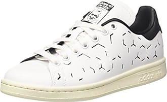 size 40 f296d d4d6f adidas Stan Smith, Baskets Femme, Blanc Footwear White Core Black, 38 2