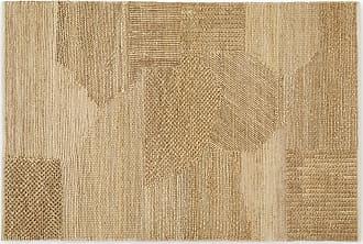 MADE.COM Arlette Teppich (160 x 230 cm), Natur