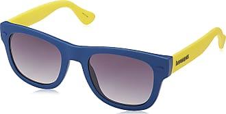 Havaianas Óculos de Sol Havaianas Paraty/m 223843 22o-ls/50 Amarelo/azul