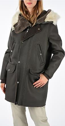 Rick Owens Leather JUMBO BROTHER Jacket DRKDST Größe 40