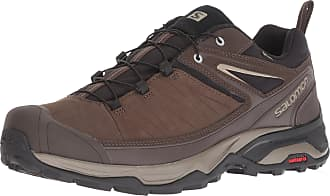 Salomon Mens Shoes X Ultra 3 LTR GTX Delicioso/Bunge Trail Running, Brown, 7 UK